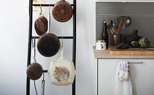 Лесенка для сковород