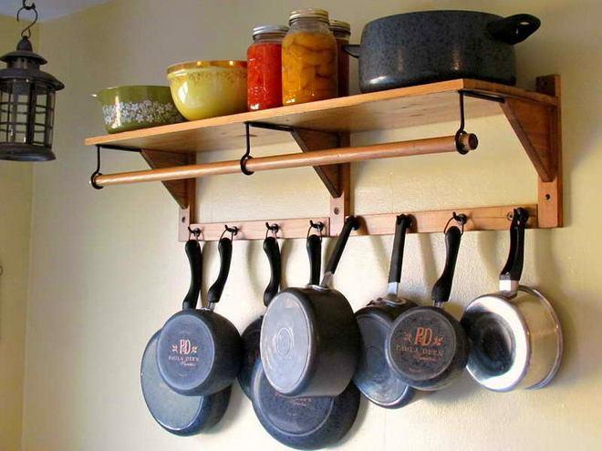 Рейлинги для сковород