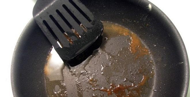 Тефлоновая сковорода