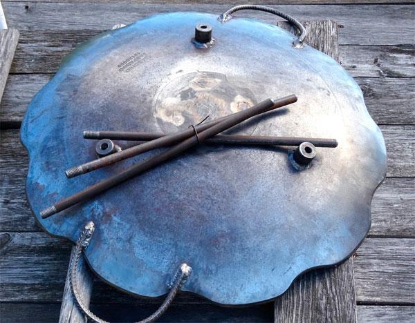 Изготовление сковороды