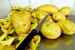 Картофель природный окислитель с щавелевой кислотой