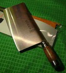 Китайский кухонный нож цай дао из стали VG10