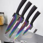Пластиковый держатель для ножей
