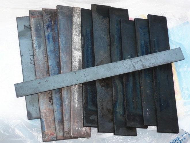 Порошковая сталь