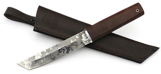 Нож из D2