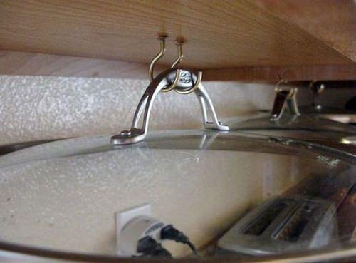 Крючки для крышек