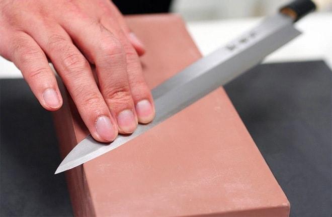 Самостоятельная заточка ножа
