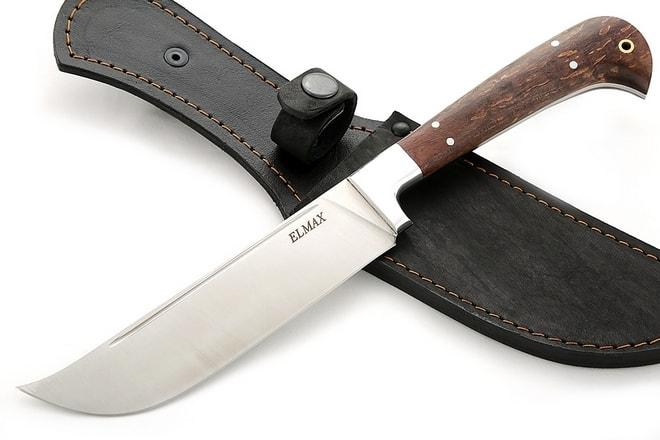Нож из Elmax