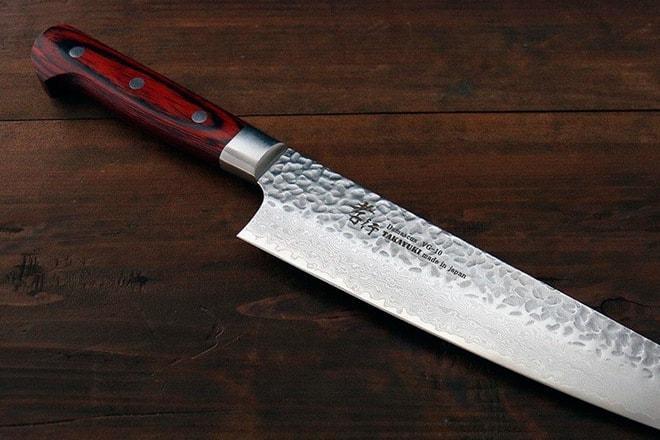 Нож из VG 10