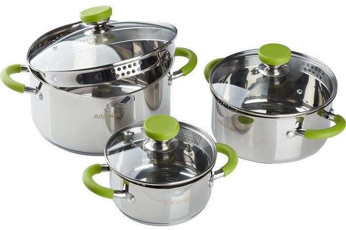 Посуда Attribute lime