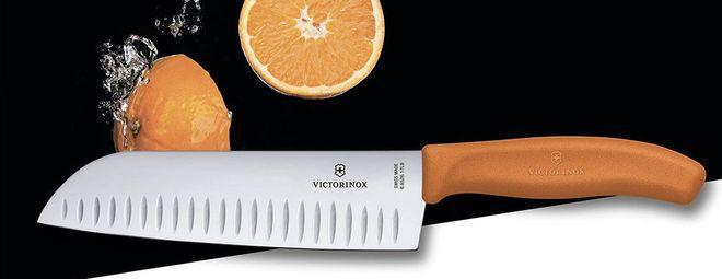 Красавец сантоку от Victorinox