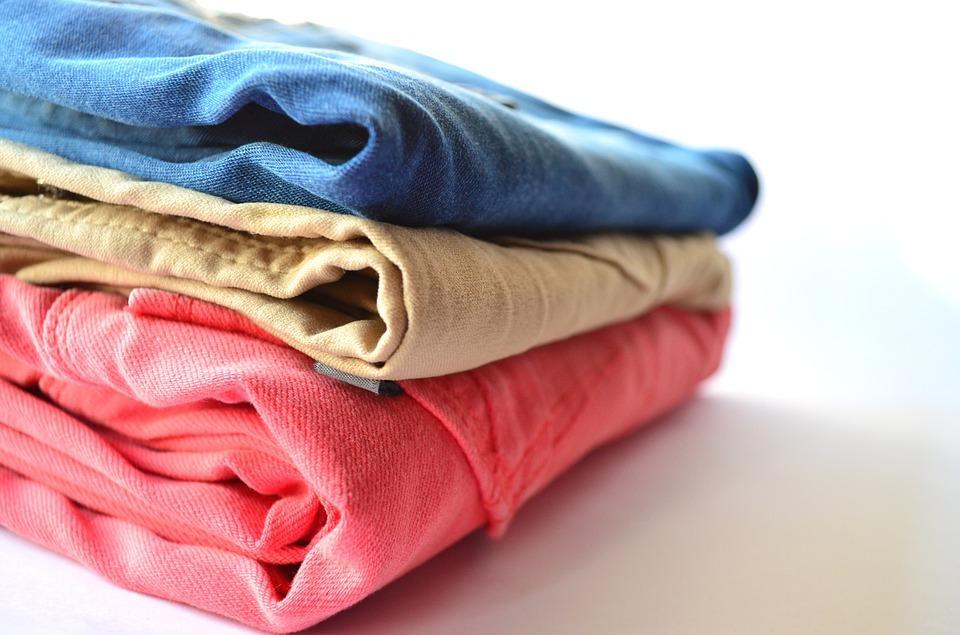 Удаление запаха с одежды