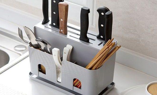 Подставка для ножей и других кухонных приборов