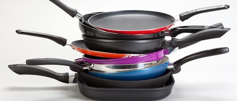 Как очистить тефлоновую сковороду от нагара