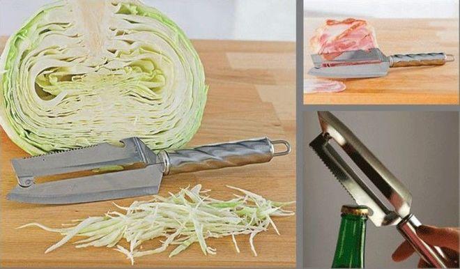 Нож для шинковки овощей frico fru-044