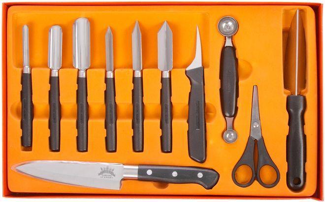 Набор ножей для фигурного реза карвинга