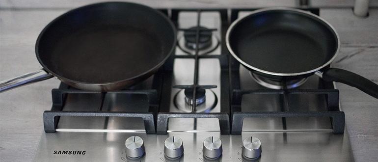 Можно ли использовать чугунную сковороду на стеклокерамической п