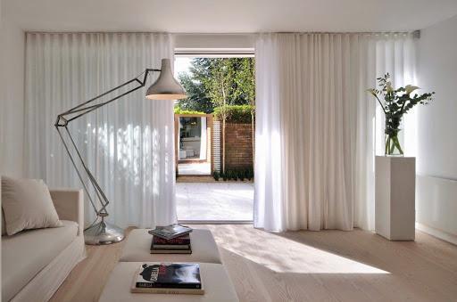 Минималистические шторы