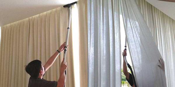 Как постирать тканевые вертикальные жалюзи в домашних условиях