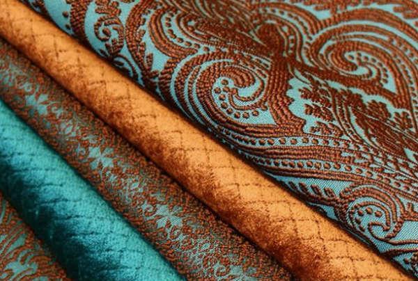 Смешанные ткани для штор