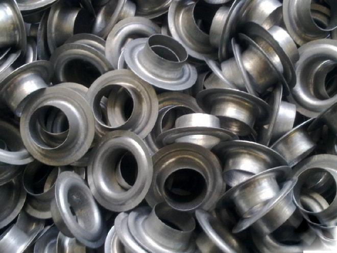 Люверсы из металла