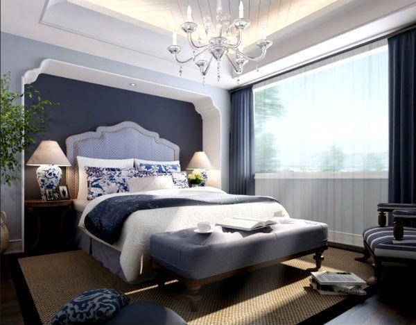 Шторы в спальню с покрывалом на кровать: гармоничный дуэт