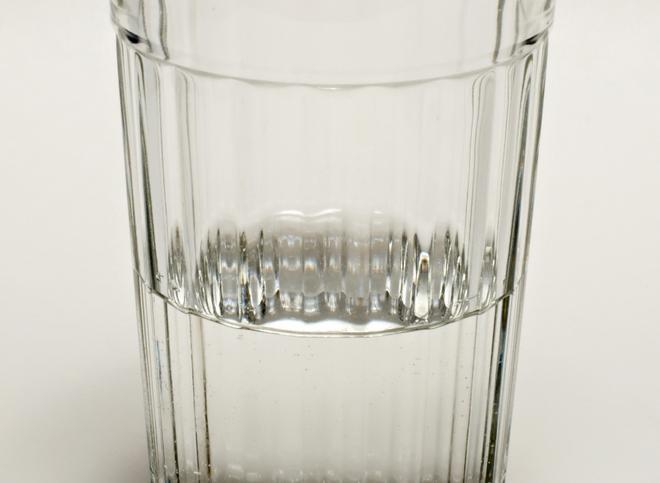 Треть стакана