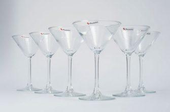 Бокалы для мартини