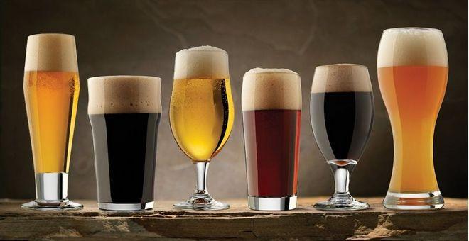 Бокалы для пива