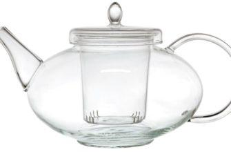 Чайник из стекла