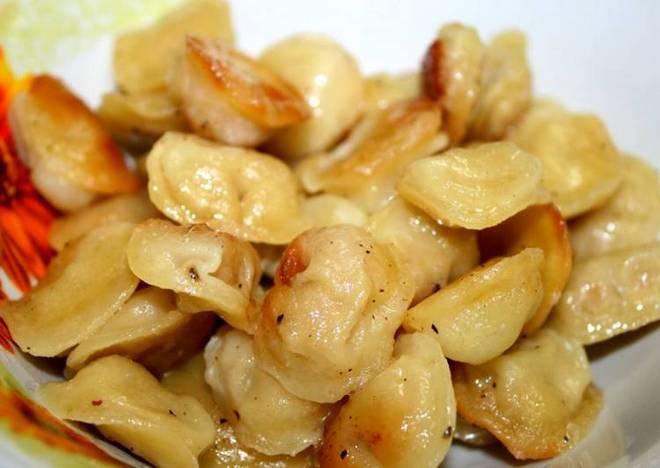 Жаренная еда из мльтиварки