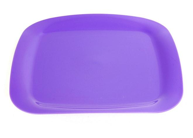 Тарелка из пластика