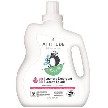 Attitude fragrance free