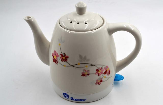 Чайник из керамики