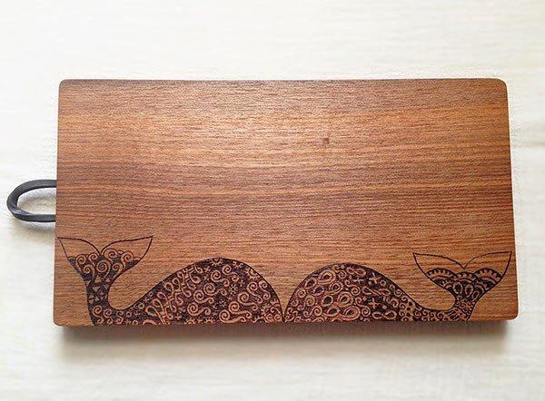 Деревянные доски своими руками.
