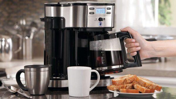 Виды кофеварок для дома и офиса.