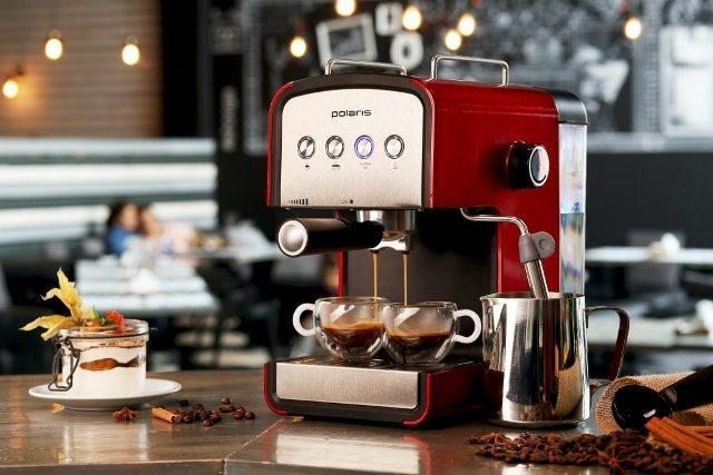 кофеварка рожковая.