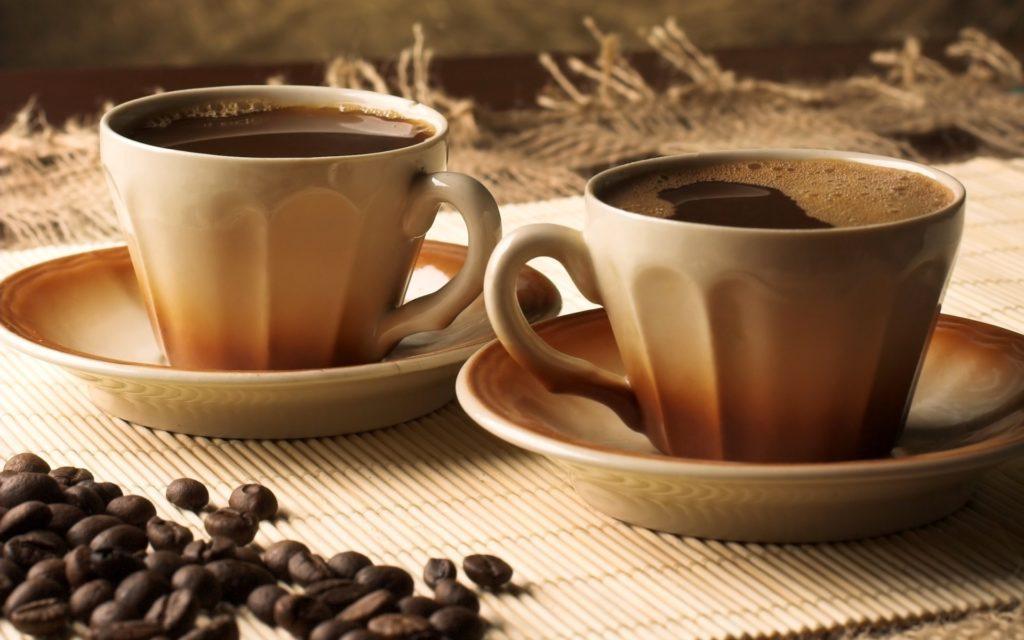 как готовить кофе.