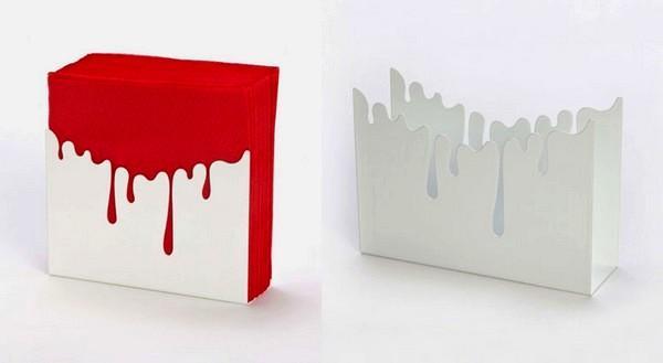 Dripping napkin holder подставка для салфеток.