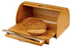 Какую хлебницу выбрать для хранения хлеба: обзор изделий и изготовителей