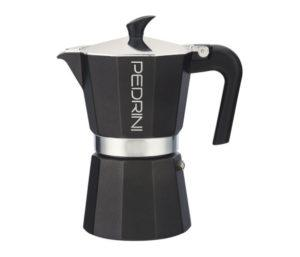 Гейзерная кофеварка Pedrini Италия.