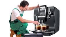 уход за кофемашиной.