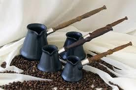 Какую турку выбрать для кофе.