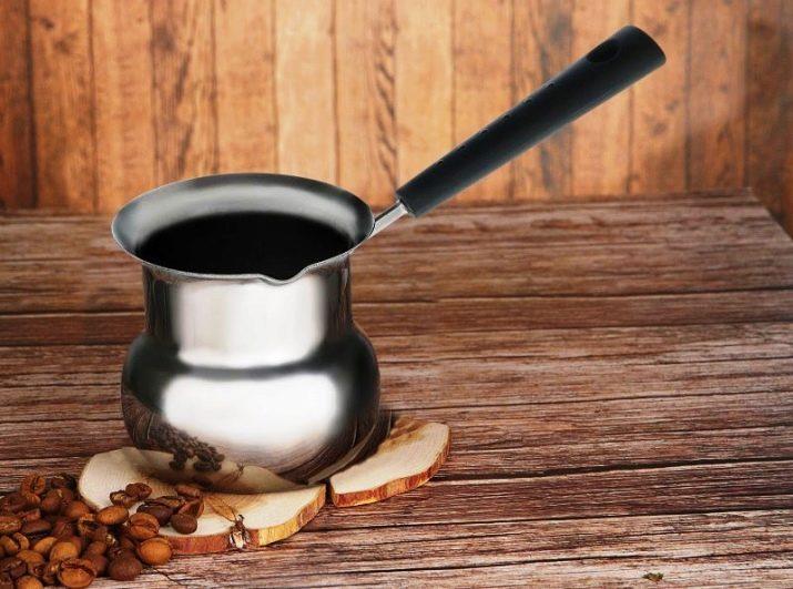 турка для кофе.