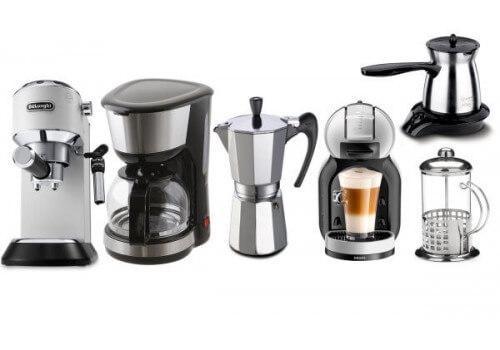 какую кофеварку выбрать.