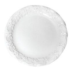 маленькая закусочная тарелка.