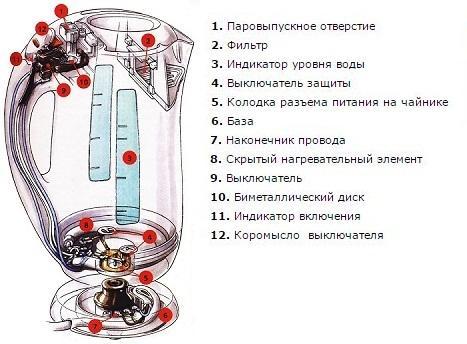 """Как работает чайник: инструкция для """"чайников"""""""