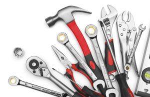 Необходимые инструменты.