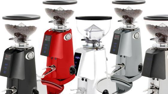 кофемолка Fiorenzato F4 E nano.