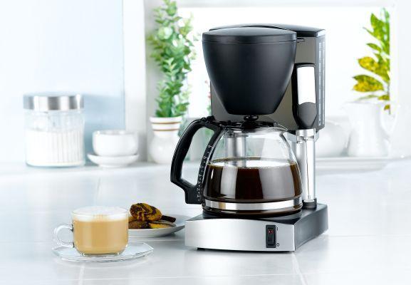 что такое капельная кофеварка.